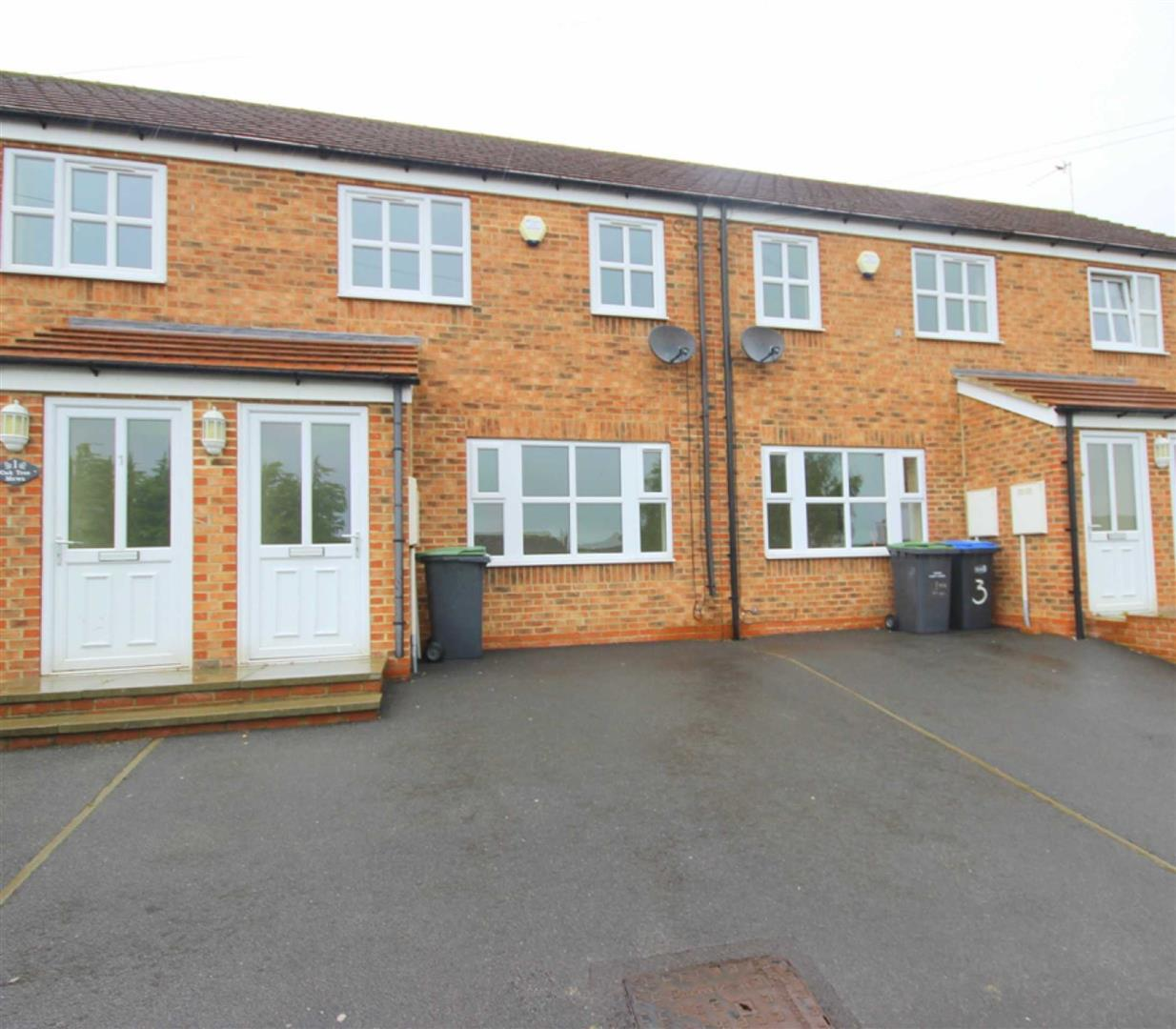 3 Bedrooms Terraced House for sale in Oak Tree Mews, Brandon, Durham